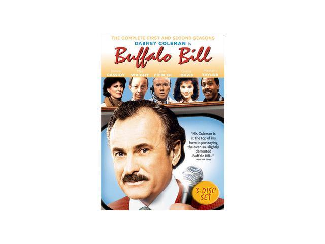 Buffalo Bill: The Complete First & Second Seasons