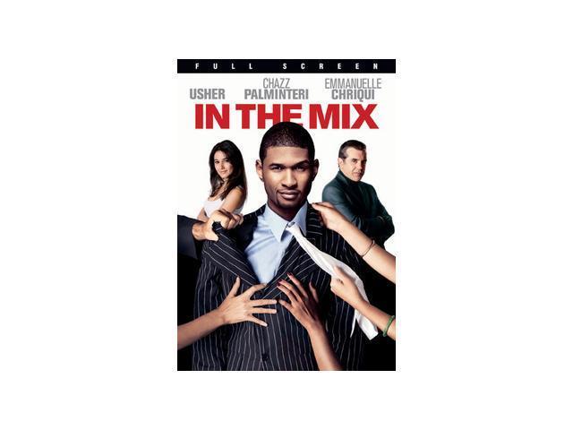 In mix movie usher