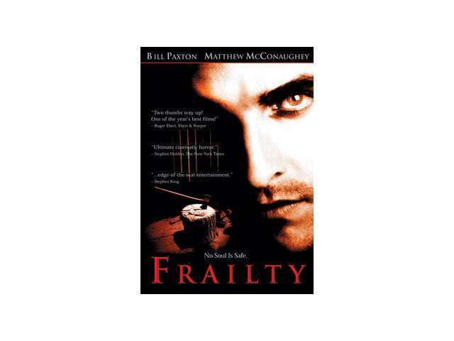 Frailty Bill Paxton, Matthew McConaughey, Powers Boothe, Matthew O'Leary, Jeremy Sumpter, Luke Askew, Derk Cheetwood, Blake King, Missy Crider, John Paxton