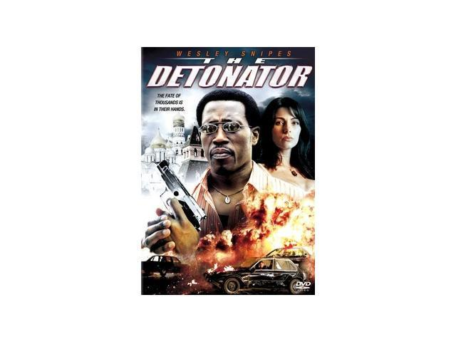 The Detonator Wesley Snipes, Silvia Colloca