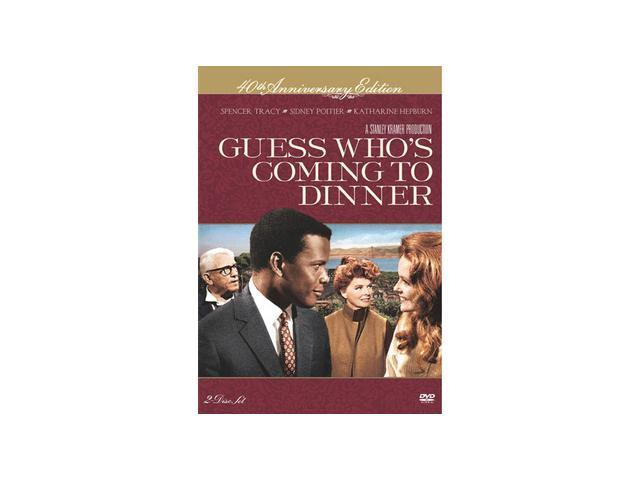Guess Who's Coming To Dinner Spencer Tracy, Katharine Hepburn, Sidney Poitier, Katharine Houghton, Cecil Kellaway, Beah Richards, ...