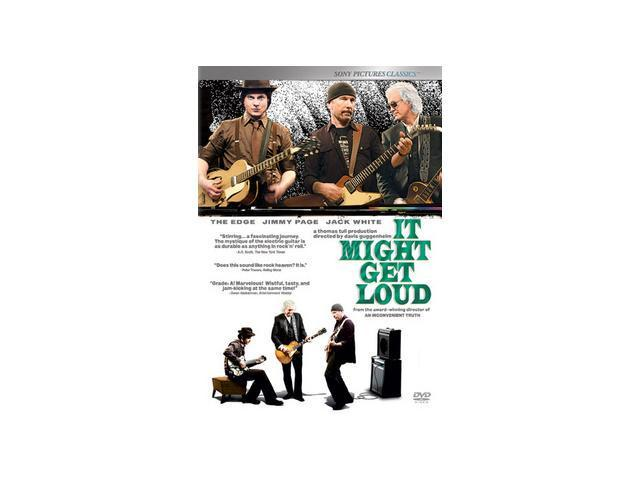 It Might Get Loud Jimmy Page, Jack White, The Edge