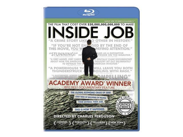 Inside Job (Blu-ray/WS)