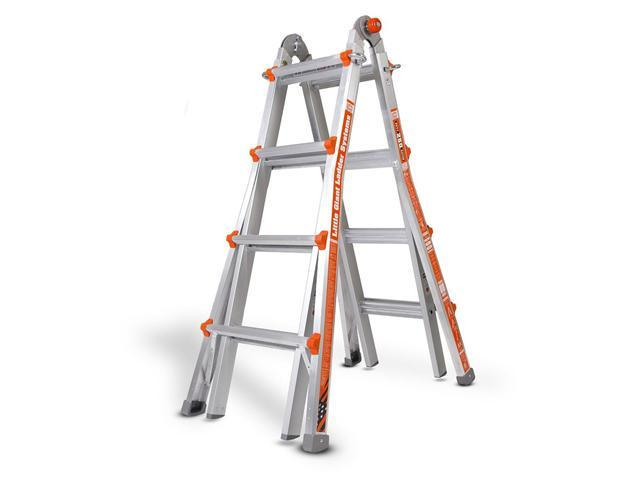 14013-001 Alta-One Model 17 15-ft All-in-One Ladder