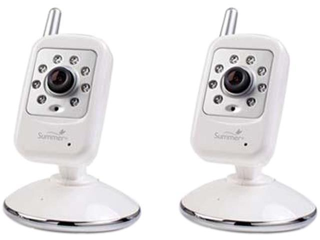 Summer Infant Multi View Digital Color Video Baby Monitor Set