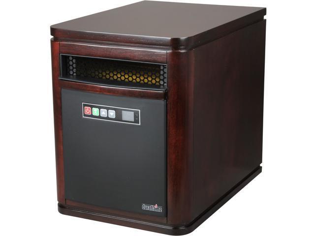 Duraflame 10HM4128 1500 Watt Wooden Cabinet Infrared Heater