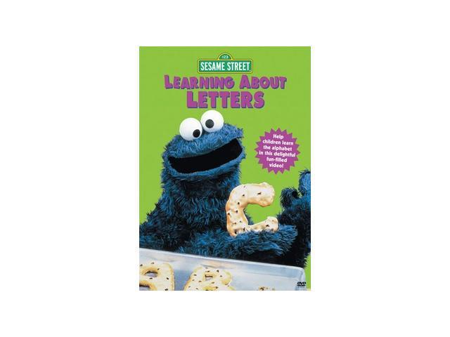 sesame street learning about letters sesame learning about letters newegg 24809 | 074645127491 01