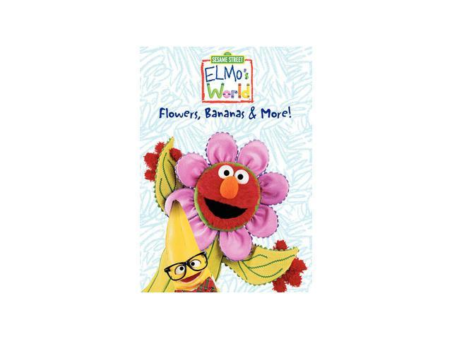 Elmo S World Flowers Plants And Trees Muppet Wiki - Flowers