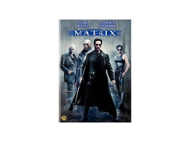 The Matrix Keanu Reeves, Laurence Fishburne, Carrie-Anne Moss, Joe Pantoliano, Hugo Weaving, Belinda Mcclory, Julian Arahanga, Marcus Chong, Robert Taylor, Matt Doran
