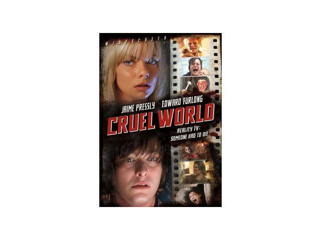 Cruel World Jaime Pressly, Edward Furlong, Laura Ramsey, Andrew Keegan