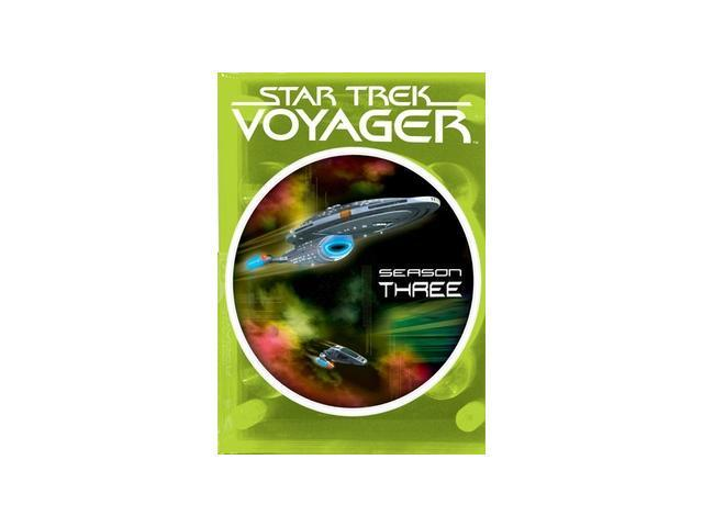 Star Trek Voyager: Season Three