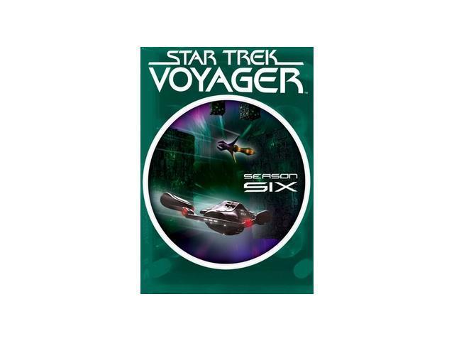 Star Trek Voyager: Season Six