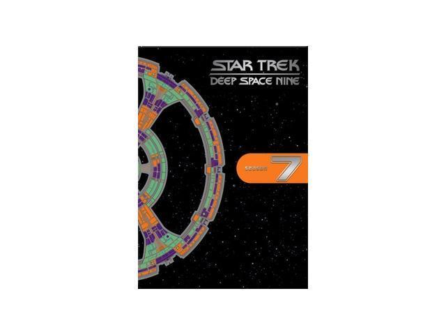 Star Trek Deep Space Nine: Complete 7th Season