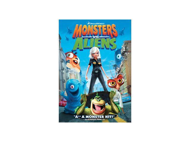 Monsters vs. Aliens Reese Witherspoon (voice), Rainn Wilson (voice), Hugh Laurie (voice), Will Arnett (voice), Seth Rogen ...