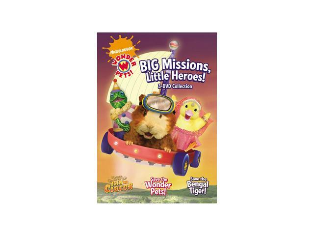 Wonder Pets: Big Missions, Little Heroes