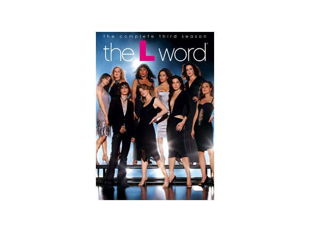 The L Word: The Complete Third Season (DVD / WS / NTSC) Jennifer Beals, Erin Daniels, Leisha Hailey, Laurel Holloman, Mia Kirshner