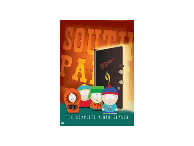 South Park: The Complete Ninth Season (1997 /DVD) Trey Parker, Matt Stone, Isaac Hayes, April Stewart, Adrien Beard