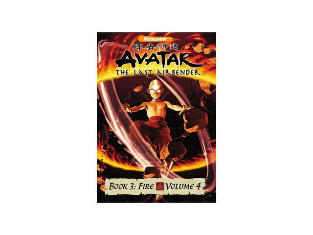 Avatar, The Last Airbender: Book 3 Fire, Volume 4