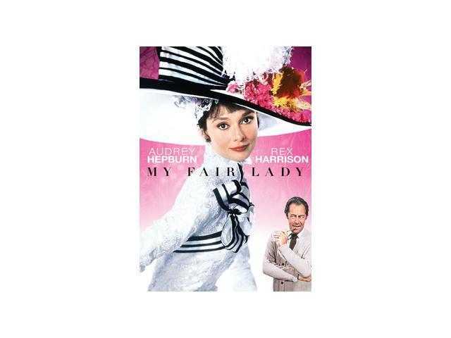 My Fair Lady Audrey Hepburn, Rex Harrison, Stanley Holloway, Wilfrid Hyde-White, Gladys Cooper, Jeremy Brett, Theodore Bikel, ...