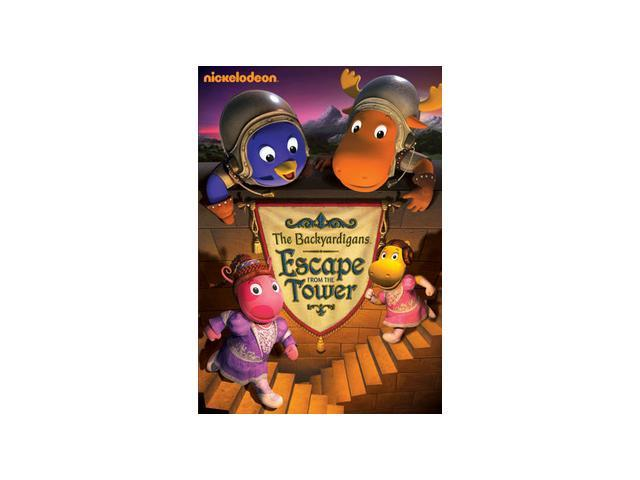 Backyardigans: Escape From The Tower