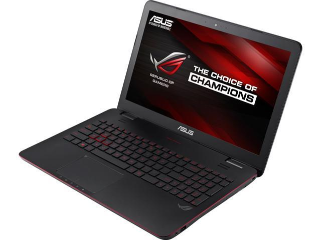 ASUS GL551VW-DS51 Gaming Laptop Intel Core i5 6300HQ (2.30 GHz) 8 GB DDR4 Memory 1 TB HDD NVIDIA GeForce GTX 960M 2 GB GDDR5 15.6