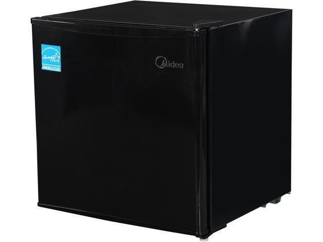 Midea MRS180B 1.7 cu ft. Compact Refrigerator, Black