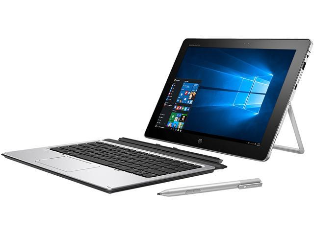 HP Elite x2 X1E61UP#ABA Tablet Intel Core M7 6Y75 (1.20 GHz) 8 GB Memory 256 GB SSD Intel HD Graphics 515 Windows 10 Pro