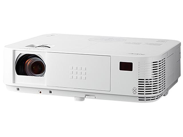 NEC - NP-M403H - NEC Display NP-M403H 3D Ready DLP Projector - 1080p - HDTV - 16:9 - Front, Ceiling, Rear - AC - 270 W -