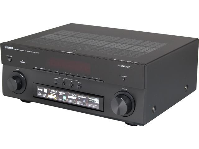 Yamaha Aventage RX-A830 7.2 Channel Network AV Receiver