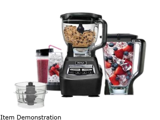 Ninja BL771 MEGA Blender with Single Serve