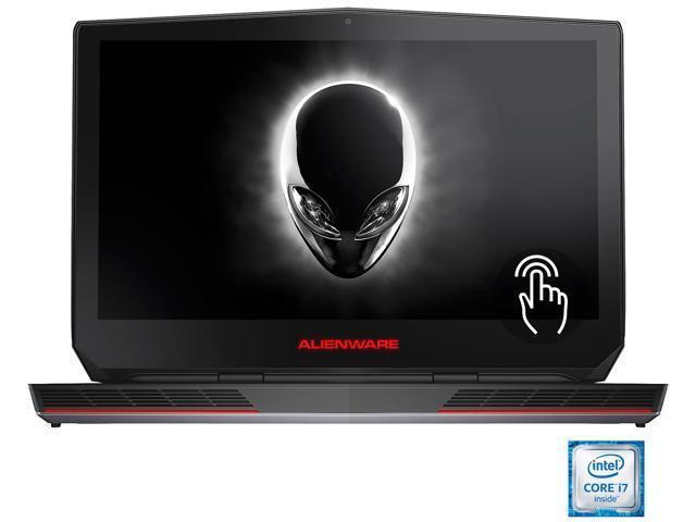 DELL Alienware 15 ANW15-8214SLV Laptop Intel Core i7-6700HQ 2.6 GHz 16 GB Memory 1 TB HDD 256 GB SSD NVIDIA GeForce GTX 970M 3 GB GDDR5 15.6