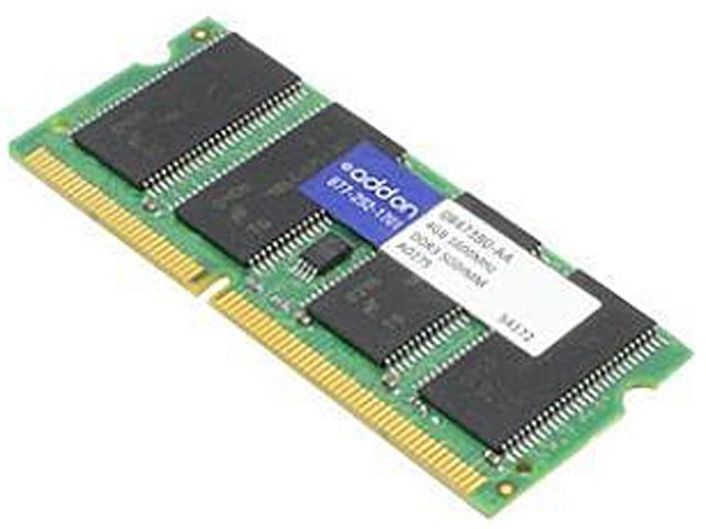 AddOn - Memory Upgrades Dual Rank Memory Model 0B47380-AAK