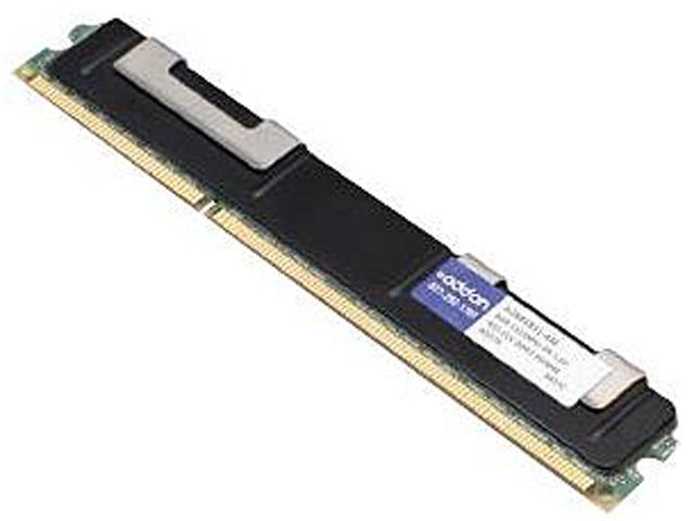AddOn - Memory Upgrades 8GB 240-Pin DDR3 SDRAM DDR3 1333 (PC3 10600) ECC Registered Dual Rank Server Memory Model A4051416-AMK