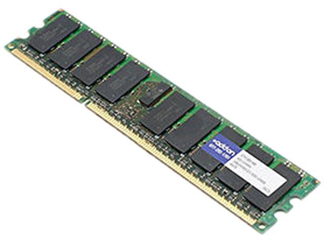 AddOn - Memory Upgrades 4GB 240-Pin DDR3 SDRAM DDR3 1333 (PC3 10600) ECC Unbuffered Dual Rank Server Memory Model 67Y1389-AMK