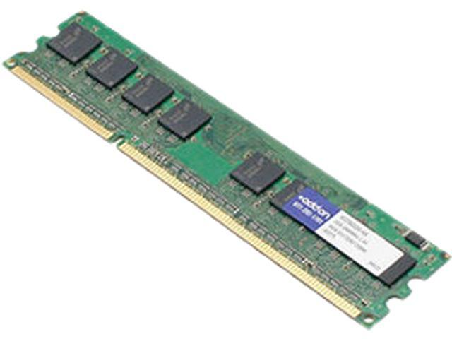 AA160D3N/2G Dell A2290224 Compatible 2GB DDR3-1066MHz Unbuffered Dual Rank 1.5V 240-pin CL11 UDIMM