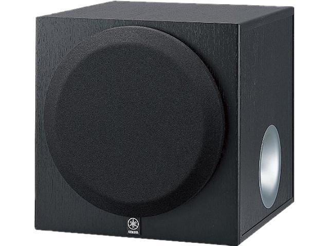 yamaha yst sw012 8 front firing active subwoofer. Black Bedroom Furniture Sets. Home Design Ideas
