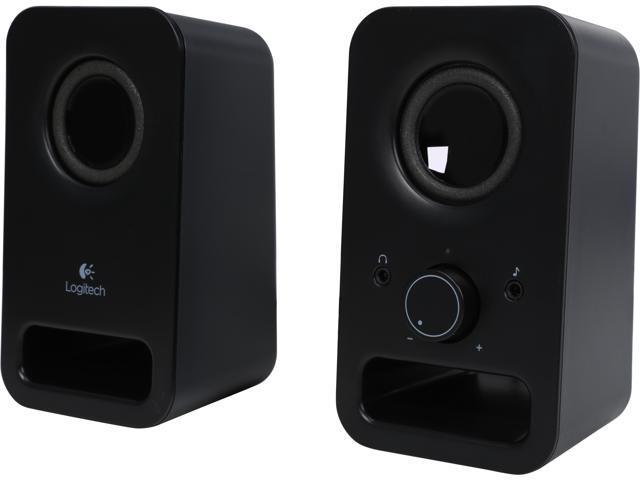 Logitech Z150 2.0 Multimedia Speakers