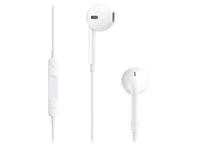 White Ear Buds w/ Built-In Remote for Iphone 5