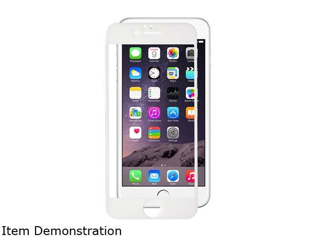 Phantom Glass White Screen Protector for iPhone 6 Plus / 6s Plus PGSC-iPhone6P-White