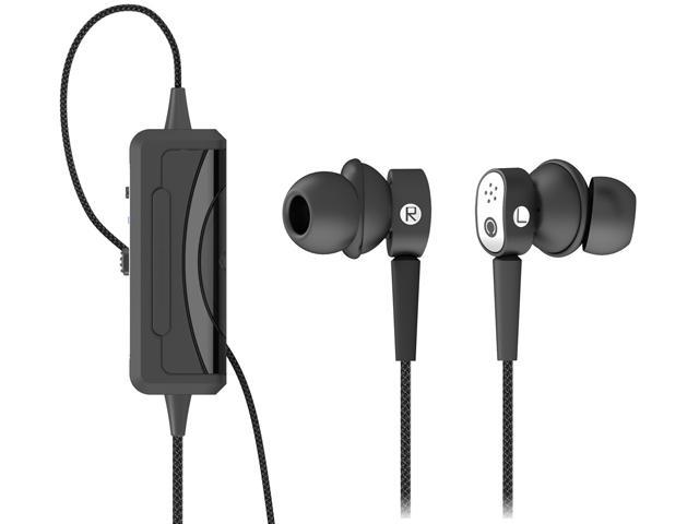 The Konf-X Buds Active Noise-Cancelling In-Ear Headset with Multiple Mics for Enhanced Konferencing (ANC-3010)