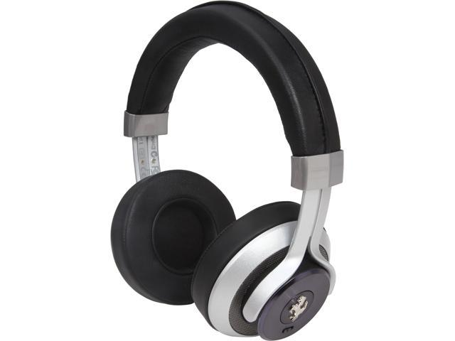 Ferrari Logic3 T350B Active Noise-Canceling Cavallino Collection Headphones- Black