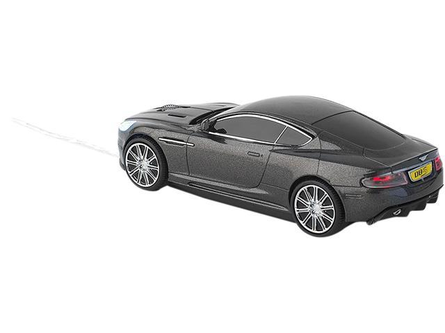 NEXT SUCCESS ASTON DBS QUANTUM SILVER WIRED MOUSE