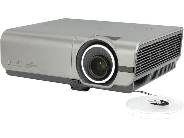 Optoma EH500 1920 x 1080 HD 4700 ANSI Lumens, Dual HDMI & VGA Inputs, Crestron RoomView Network Management, DLP Projector