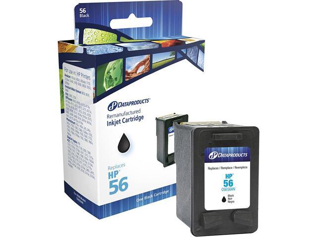 Dataproducts DPC56ACA Ink Cartridge (OEM# HP C6656AC) 450 Page Yield; Black
