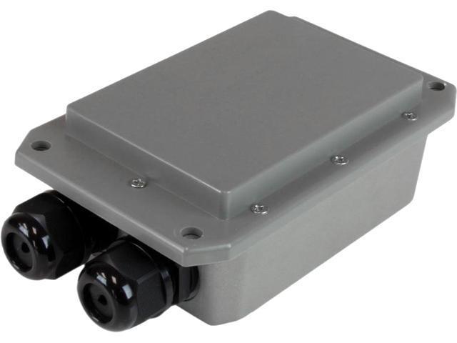 STARTECH.COM R300WN22MOD IP67 Certified 2T2R 2.4GHz Outdoor Wireless-N Access Point - PoE-Powered 300 Mbps 802.11b/g/n WiFi AP