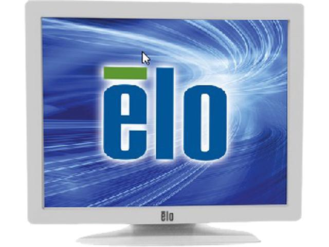 Elo E000168 1929LM 19-inch AccuTouch Desktop Touch Monitor White