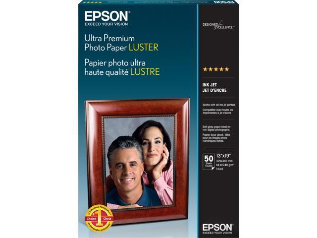 EPSON S041407 Premium Luster Photo Paper