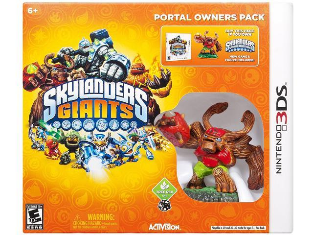 Skylanders Giants Portal Owners Pack 3DS