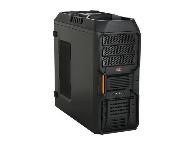 IN WIN BUC 101 Black SEEC Steel ATX Mid Tower Computer Case