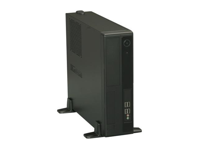 IN WIN BL641S.300TBL Black Screwless Version Computer Case
